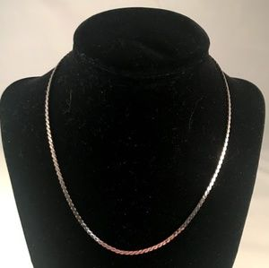 Sterling Chain- Small